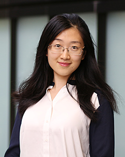 Runhua Wang, Empirical IP Fellow