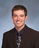 Brett Weber, Honors Scholar, Class of 2014