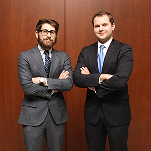 Chicago-Kent students Allard and Grimaldi win Giles Rich patent moot court regional