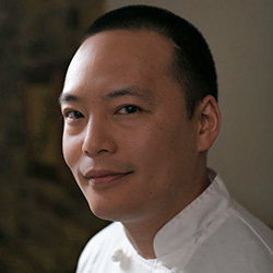 Chef Edward Kim of Mott Street