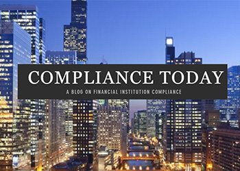Compliance Today blog header image