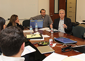 Participants learn from experienced real estate practitioners.