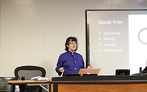 Debbie Ginsberg shares tech essentials for the solo practitioner.