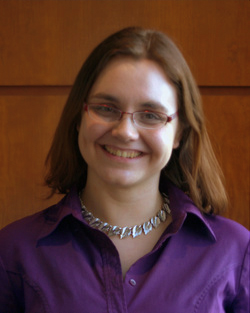 Emily Barney, Library Web Technologist