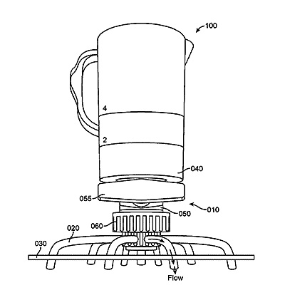 Briley Patent Drawing