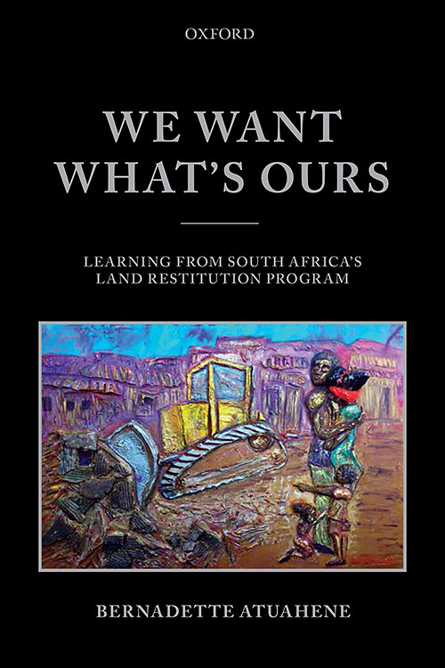 We Want What's Ours book cover