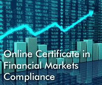 Financial Markets Compliance concept image