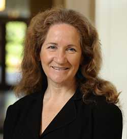 Katherine S. Newman, James B. Knapp Dean of the Zanvyl Krieger School of Arts and Sciences and Professor of Sociology at Johns Hopkins University