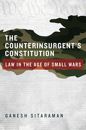 Law in the Age of Small Wars (Oxford University Press 2013)
