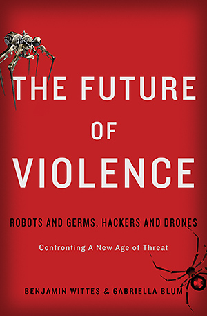 """The Future of Violence"" book cover"
