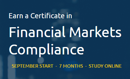 Image link to Financial Markets Compliance landing page