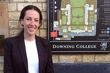 3L Karen Vaysman recently presented research she conducted with Professor Wright to legal scholars from around the world who gathered at the University of Cambridge for the biennial Obligations Conference.