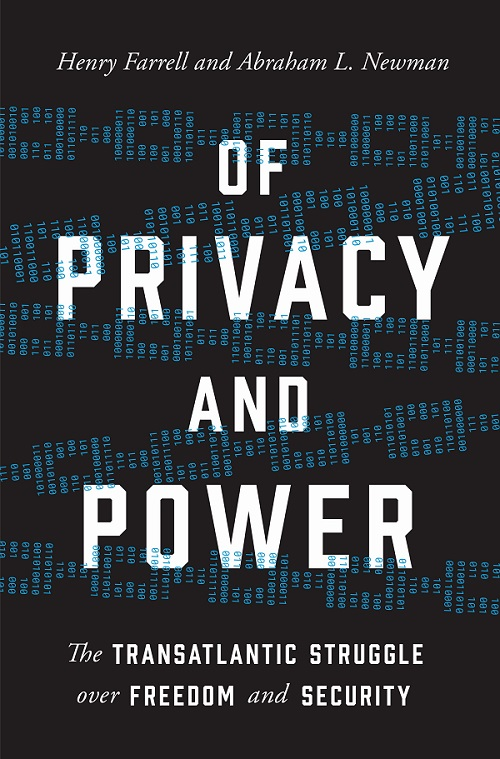 Of Privacy and Power book cover