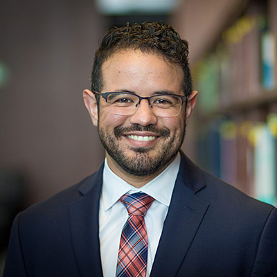 Tobias Rodriguez '19 has been selected as a 2019 Equal Justice Works fellow.