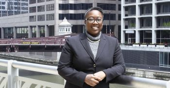 Aisha Shotande '17 is a winner of theNational Law ReviewStudent Writing Competition.