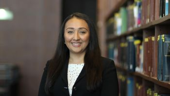 Susana Sandoval Vargas '19 has been selected as a 2019 Equal Justice Works fellow.