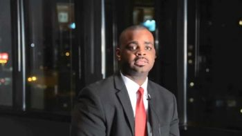 Chicago - A Lawyer's Town: Marcell Taylor, Class of 2012